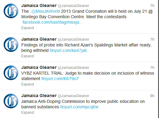 jamaica-gleaner-jamaicagleaner-on-twitter